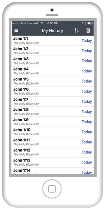 KING JAMES BIBLE - You Bible App