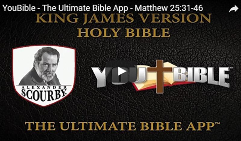 bible app youtube video