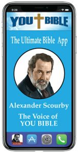 Scourby You Bible App