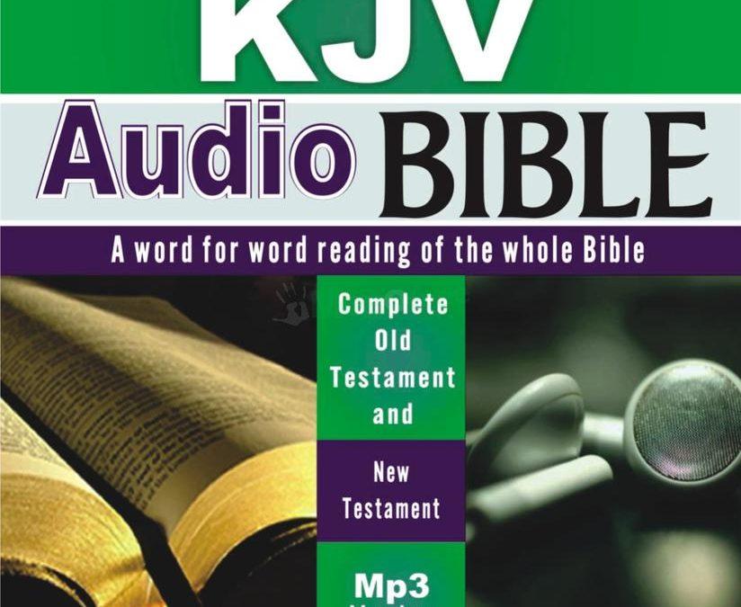 Audio Bible - You Bible App