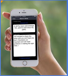Bible App Screen