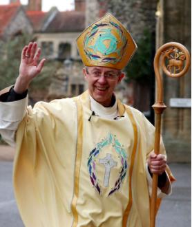 Bishop of Canterbury