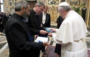 Benefits of Having the Bible on Mobile Devices. The Pope
