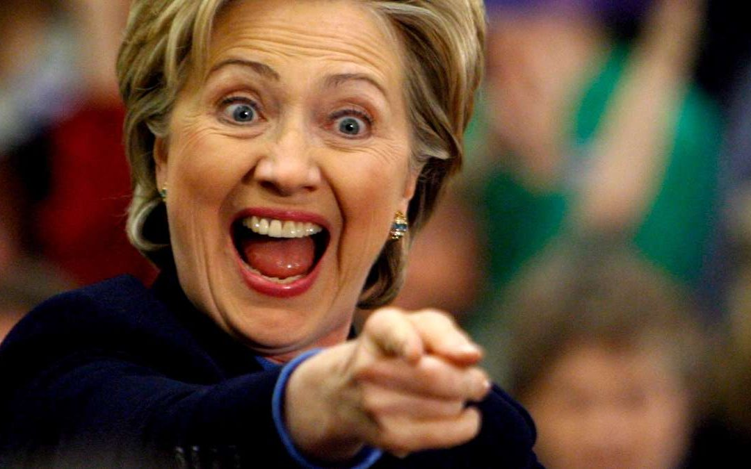 What Does the Archbishop of Canterbury and Hillary Clinton have in Common?
