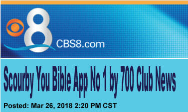 Scourby You Bible App No 1 by 700 Club News