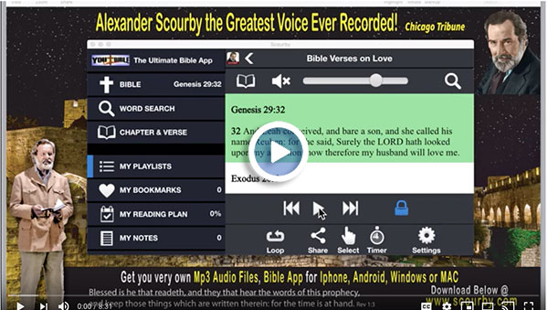 Bible App Playlists - You Bible App