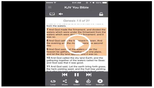 Bible App Support - You Bible App