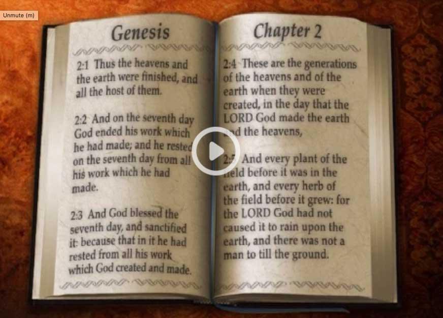 Bible Verses Genesis 2 - You Bible App