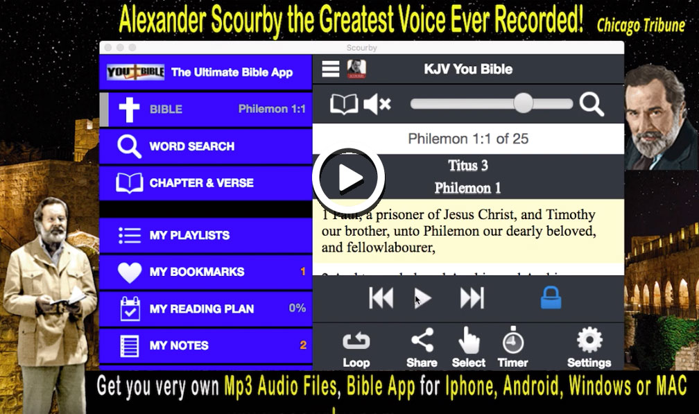 Bible Verses Commentary Book of Philemon - You Bible App